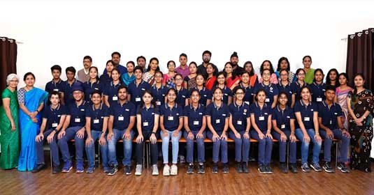 Academic Awards - Manthan International School, Hyderabad, Schools